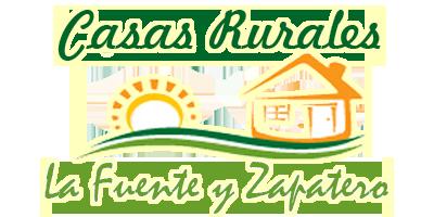 Casas rurales La Fuente y Zapatero